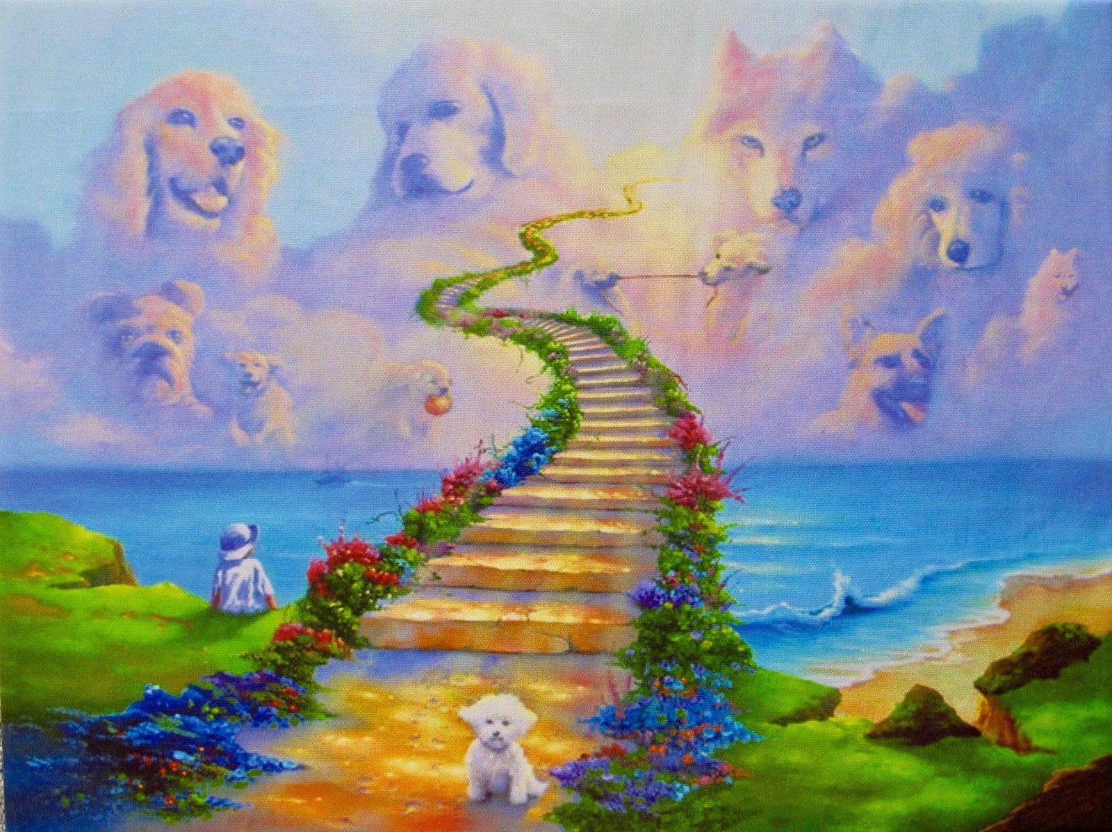 Jim Warren All dogs go to heaven