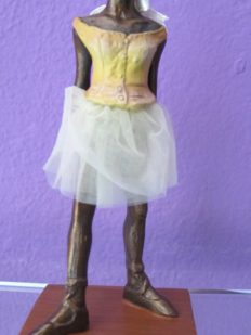 Edgar-Degas-Fourteen-Year-Old-Little-Ballerina-Dancer-Mini-Sculpture-Statue Edgar-Degas-Fourteen-Year-Old-Little-Ballerina-Dancer-Mini-Sculpture-Statue Edgar-Degas-Fourteen-Year-Old-Little-Ballerina-Dancer-Mini-Sculpture-Statue Edgar-Degas-Fourteen-Year-Old-Little-Ballerina-Dancer-Mini-Sculpture-Statue Edgar-Degas-Fourteen-Year-Old-Little-Ballerina-Dancer-Mini-Sculpture-Statue Have one to sell? Sell now - Have one to sell? Details about Edgar Degas Fourteen Year Old Little Ballerina Dancer Mini Sculpture Statue