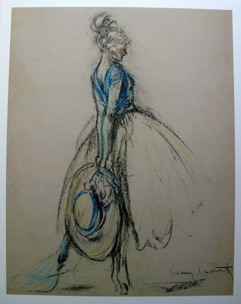 Louis Icart LES CHAPEAU Limited Edition Giclee
