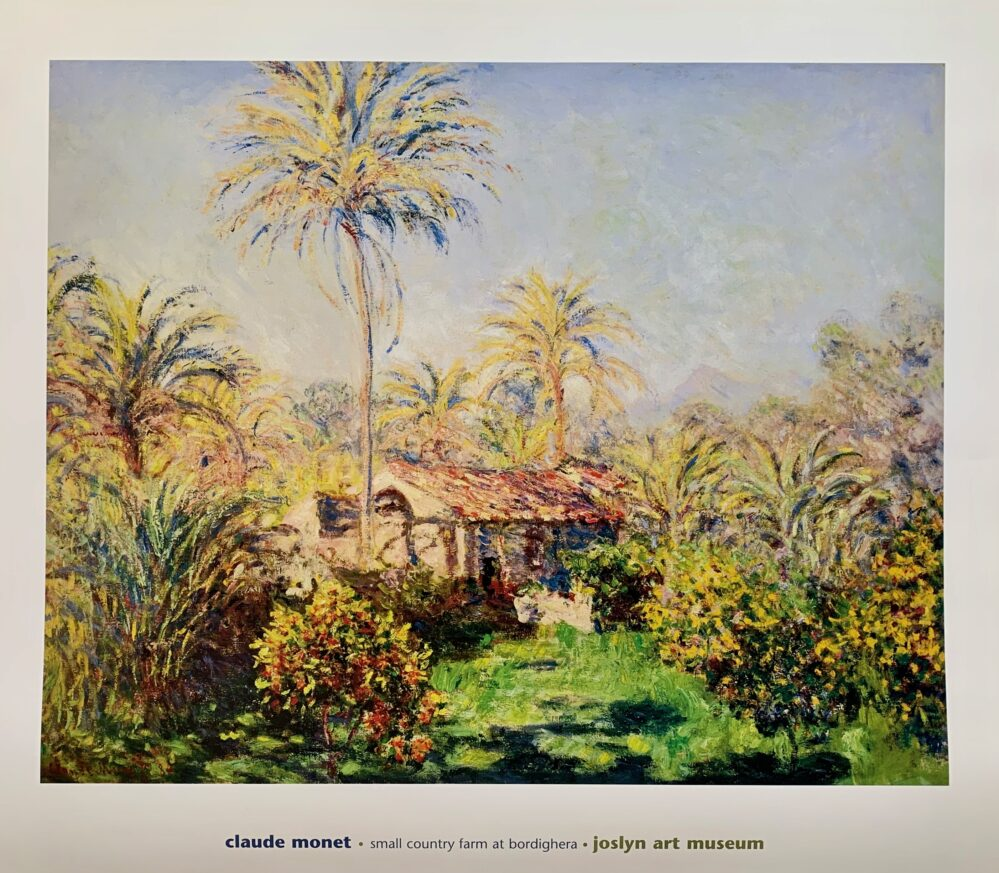 Monet country farm