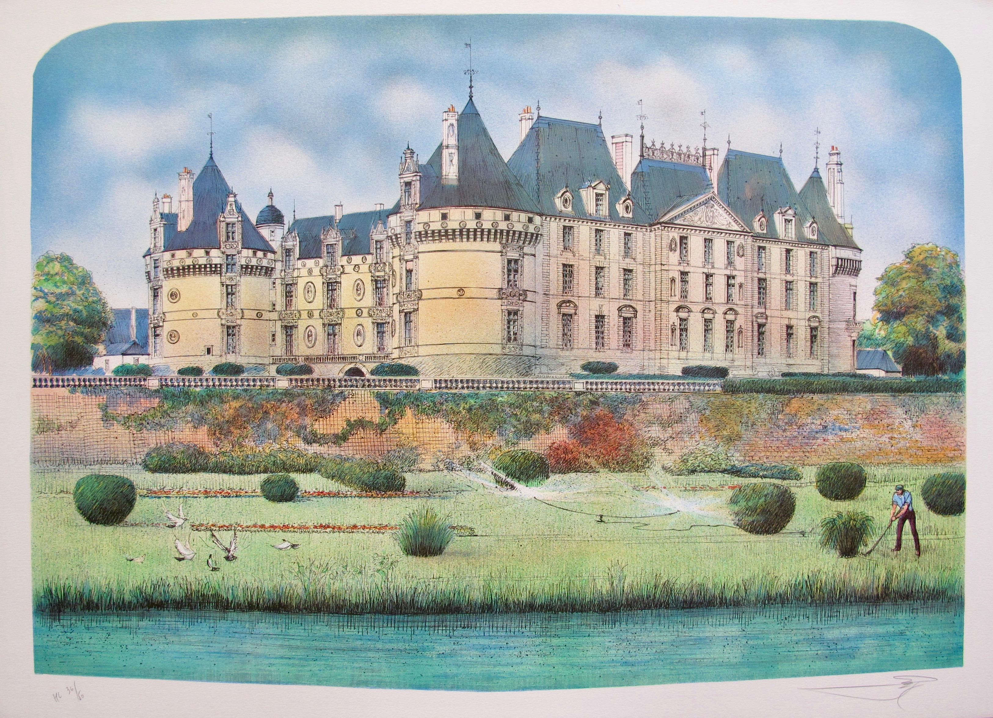 Rolf Rafflewski Chateau II