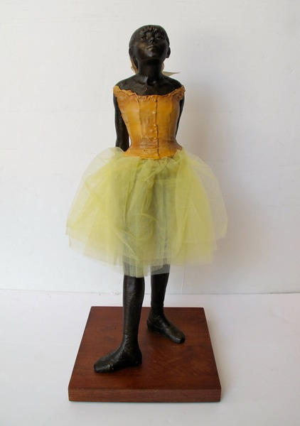 Edgar Degas THE FOURTEEN YEAR OLD DANCER Large Sculpture
