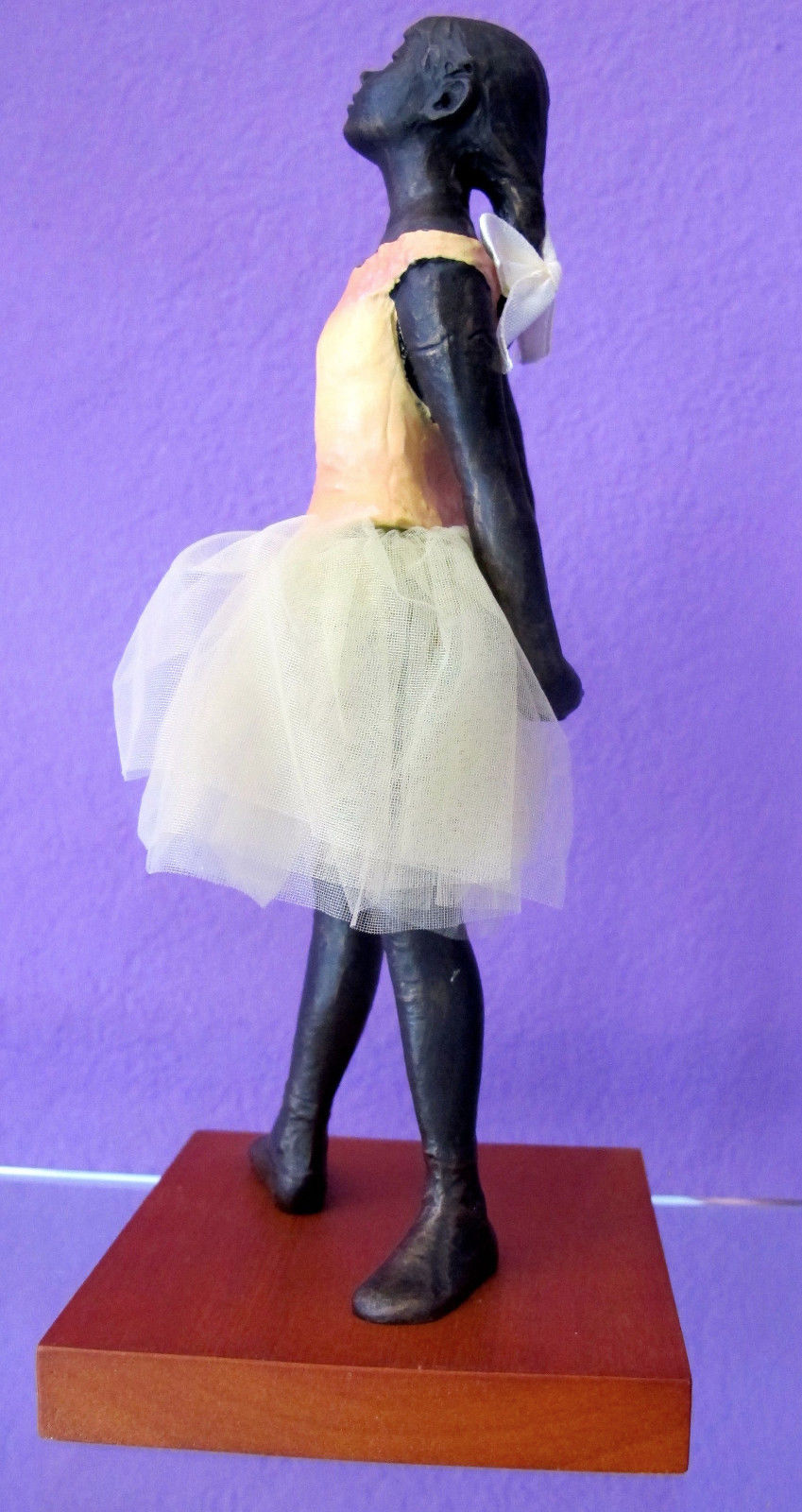 Edgar Degas THE PETITE FOURTEEN YEAR OLD DANCER Sculpture