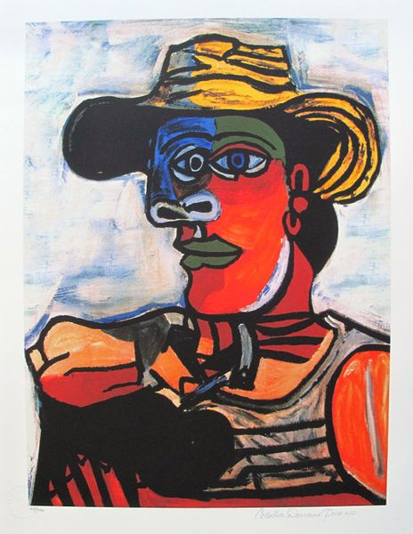 #17 THE SAILOR Pablo Picasso Estate Signed Giclee