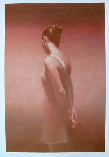 Jeff Cornell QUIET TIME Hand Signed Limited Ed. Giclee