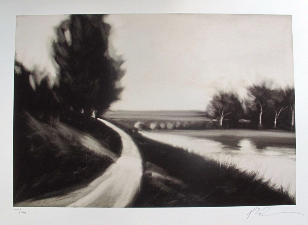 Awaiting product image PAUL POWIS EN LOIRE I Hand Signed Limited Edition Giclee